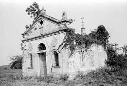 Стан каплиці у 1989 р. Фото: Микола Жарких