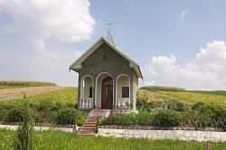 Каплиця св. Зиґмунта Щенсни Фелінського у селі Дзвинячка