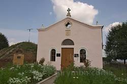 Каплиця-усипальня Кеншицьких - Козебродських на старому цвинтарі