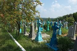 Новіші могили