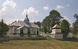 Церковь Рождества Богородицы с колокольней в селе Урожайное