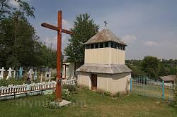 Колокольня церкви Успения Пресвятой Богородицы