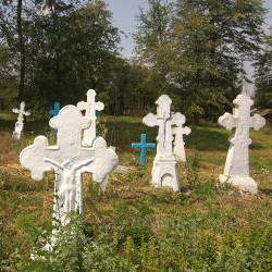 Старое кладбище (с.Урожайное, Тернопольская обл.)