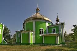Мельниця-Подільська. Михайлівська церква