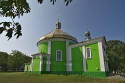 Церква св. Михаїла у Мельниці Подільській
