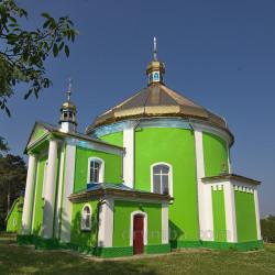 Церква св.Архангела Михаїла, Мельниця-Подільська