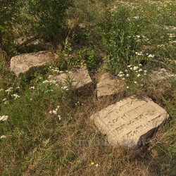 Еврейское кладбище-киркут (п.г.т. Мельница-Подольская, Тернопольская обл.)