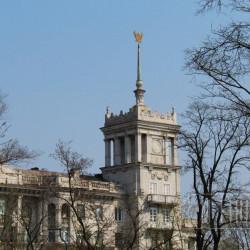Будинки зі шпилями (м.Маріуполь, Донецька обл.)