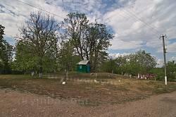 Старое кладбище в Мельницы. Общий вид