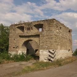 Фортеця Окопи Святої Трійці (руїни) (с.Окопи, Тернопільська обл.)