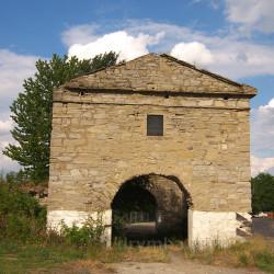 Кам'янецька брама. Західний фасад