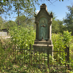 Польское кладбище (п.г.т. Мельница-Подольская, Тернопольская обл.)