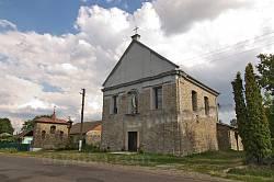 Костел Пресвятої Трійці з дзвіницею у Окопах