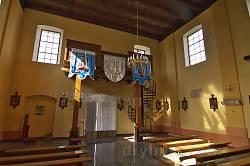Інтер'єр храму
