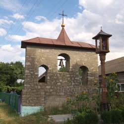 Дзвіниця костелу Святої Трійці