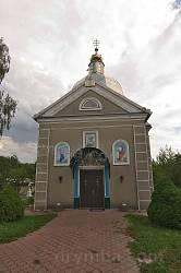 Фасад церкви св.Юрія