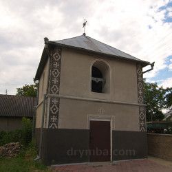 Дзвіниця церкви св.Юрія