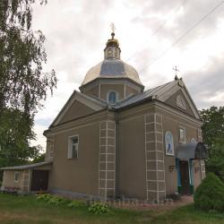 Церква св.Юрія (с.Окопи, Тернопільська обл.)