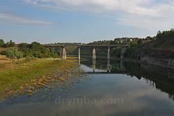 Вигляд з півдня, зі старого моста