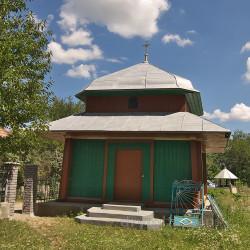 Село Іване-Пусте. Дзвіниця церкви св.Івана Богослова
