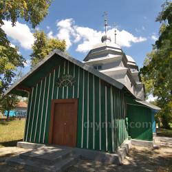 Церква св.Івана Богослова (с. Іване-Пусте, Тернопільська обл.)