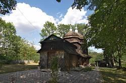 Церква св.Миколая, село Сапогів