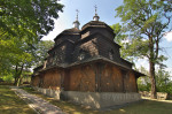 Церква св.Миколая, Сапогів