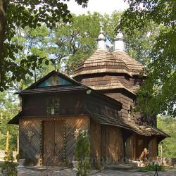 Церковь св.Николая (с. Сапогов, Тернопольская обл.)