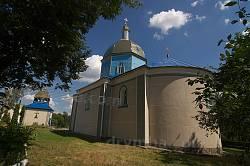 Кривче. Комплекс церкви Покрови Пресвятої Богородиці