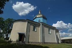 Покровська церква у Кривчому