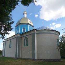 Церква Покрови Пресвятої Богородиці (с.Кривче, Тернопільська обл.)