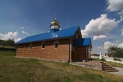 Церква Вознесіння Христового у селі Кривче