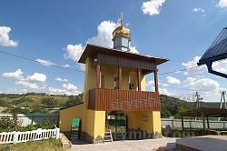 Дзвіниця церкви Вознесіння Христового у селі Кривче