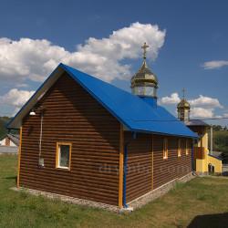 Церква Вознесіння Христового (с. Кривче, Тернопільська обл.)