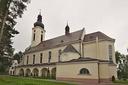 Костел Христа Царя в Брюховичах