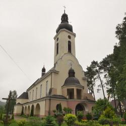 Костел Христа Царя (п.г.т. Брюховичи, Львовская обл.)