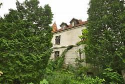 Фраґмент першої вілли, бічний фасад