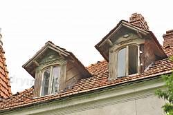 Люкарни на даху