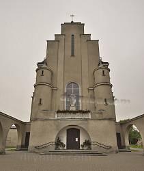 Львов. Церковь Святейшего Сердца Иисуса в микрорайоне Рясное-1