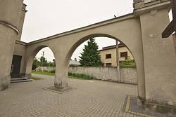 Колоннада-аркада