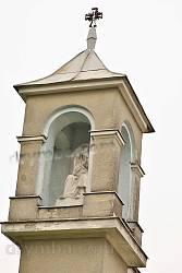 Каплиця з фігурою Пресвятої Богородиці