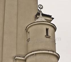 Завершение башенки