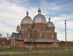 Петричи. Церковь Рождества Пресвятой Богородицы