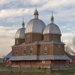 Церковь Рождества Пресвятой Богородицы (с. Петричи, Львовская обл.)