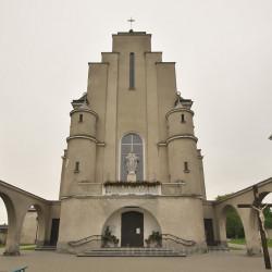 Церква (костел) Найсвятішого Серця Ісуса (район Рясне-1 - Кам'янка, м.Львів)