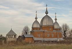Закомар'я. Церква Собору Пресвятої Богородиці