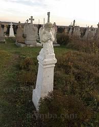 Надгробок з ангелом