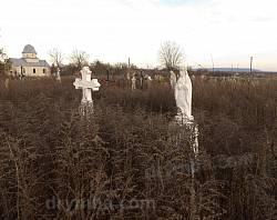 Старий цвинтар Закомар'я