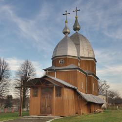 Церковь Собора Пресвятой Богородицы (с.Закомарье, Львовская обл.)