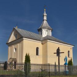 Городилов. Церковь Воздвижения Честного Креста